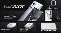 Realme Flash Dart charger devices