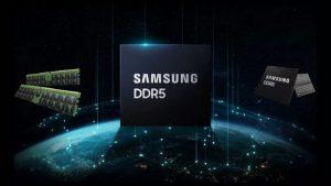 Samsung представила первый в мире модуль памяти DDR5-7200 объёмом 512 ГБ