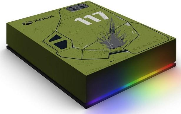 Seagate Game Drive for Xbox - Halo Infinite Special Edition (SE)