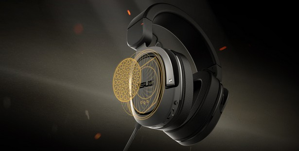ASUS TUF headphones