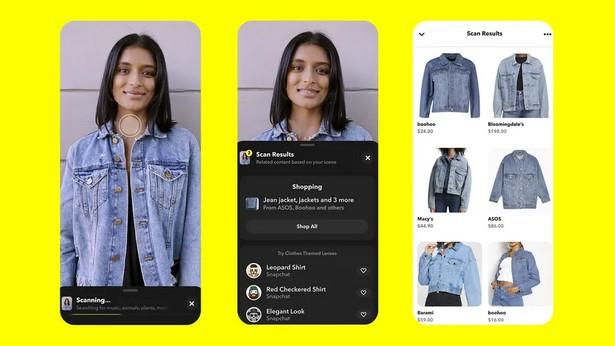 Snapchat scan