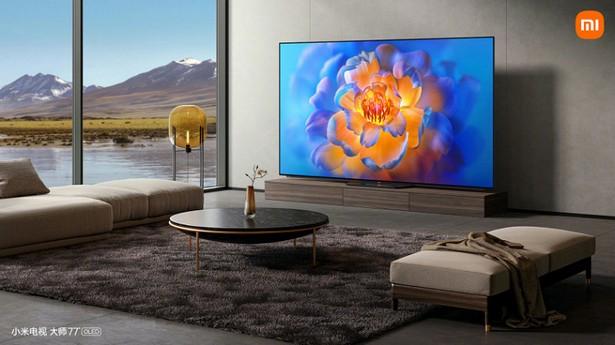 Xiaomi Mi TV Master Series 77 OLED