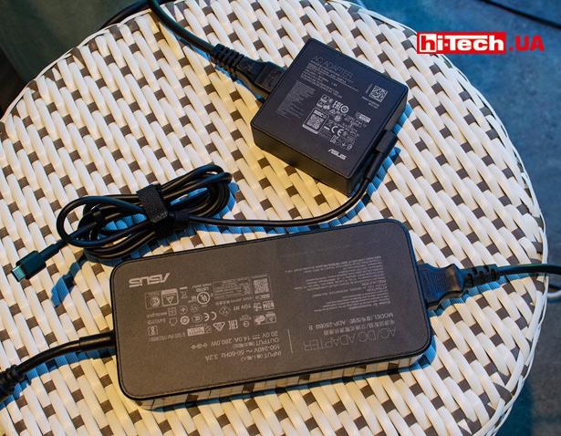 Блоки питания ASUS ROG Zephyrus S17 GX703