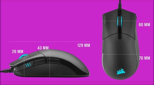 Corsair Sabre RGB Pro Wireless