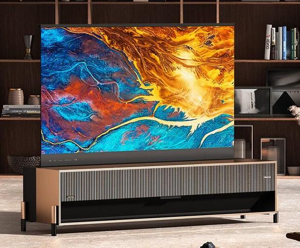 Hisense roll TV 4K