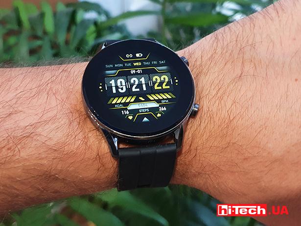 milab Smart Watch W12