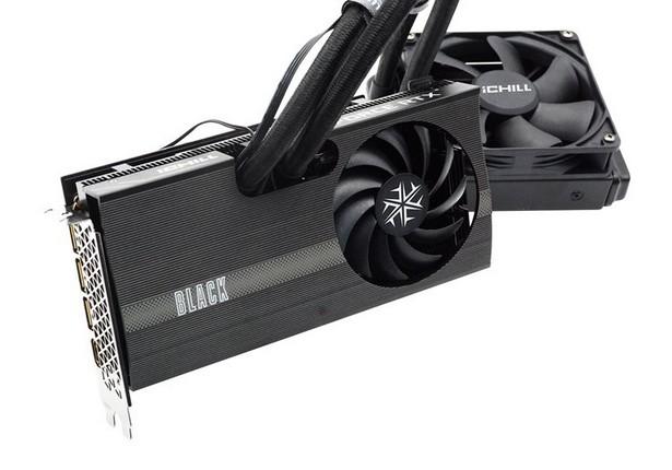 inno3D GeForce RTX 3080 iChill Black