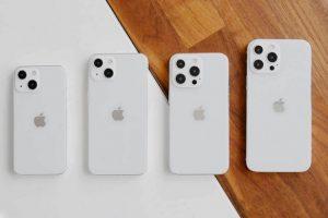 Представлены iPhone 13: самый мощный процессор A15 Bionic, система стабилизации во всех моделях, лучше автономность