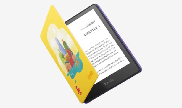 Kindle Paperwhite Kids Edition