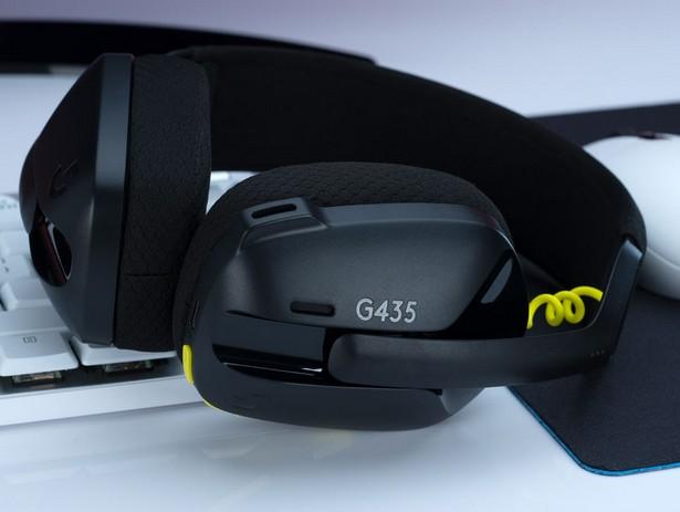 Logitech G435