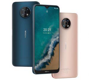 Nokia G50 стал самым доступным смартфоном с 5G у компании
