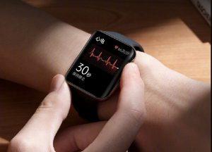 Обновлённые умные часы Oppo Watch 2 ECG с AMOLED, eSIM, NFC, ЧСС и SpO2 теперь могут снимать электрокардиограмму