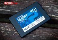 """Patriot Burst Elite 960GB 2.5 """" SATA III SSD"""