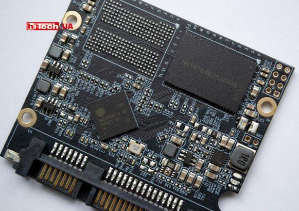 """Вскрытие Patriot Burst Elite 960GB 2.5 """" SATA III SSD"""