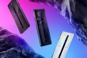 Представлен RedMagic 6S Pro  один из самых мощных игровых смартфонов на Snapdragon 888 Plus