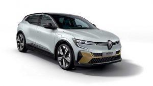 Renault представила электрический Megane E-TECH Electric с 8-летней гарантией на батареи