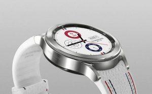 Умные часы Samsung Galaxy Watch 4 Thom Browne Edition за $800 отличаются блеском, тремя ремешками и пятью циферблатами
