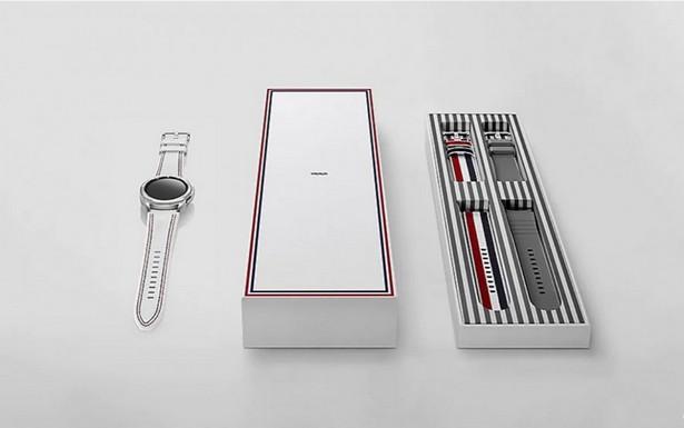 Samsung Galaxy Watch 4 Thom Browne Edition