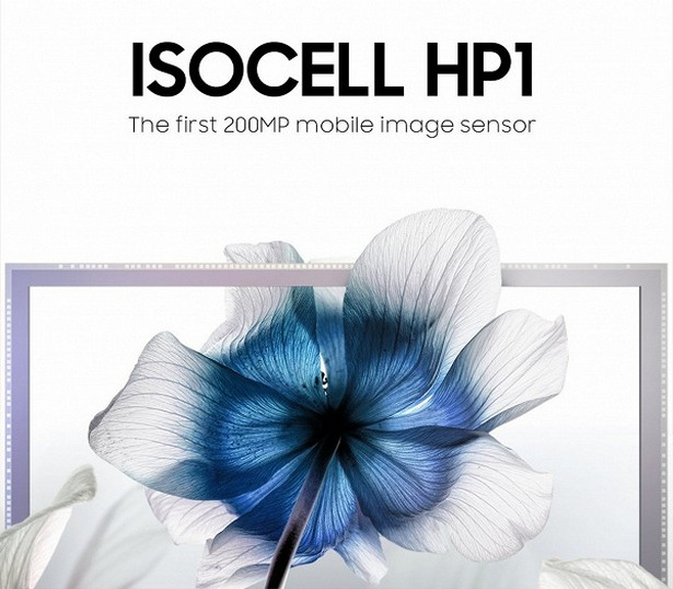 Samsung ISOCELL HP1 200 mpx