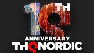 В Steam началась распродажа игр от THQ Nordic в честь юбилея издательства
