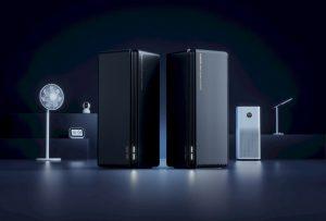 Xiaomi aнонсированы недорогой проектор Mi Smart Projector 2 и Wi-Fi-система Mesh System AX3000
