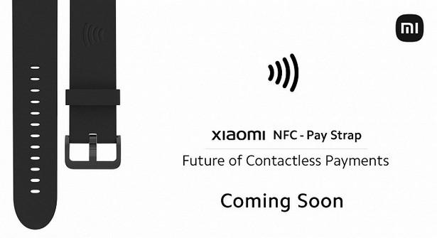 Xiaomi NFC Mi Pay Straps
