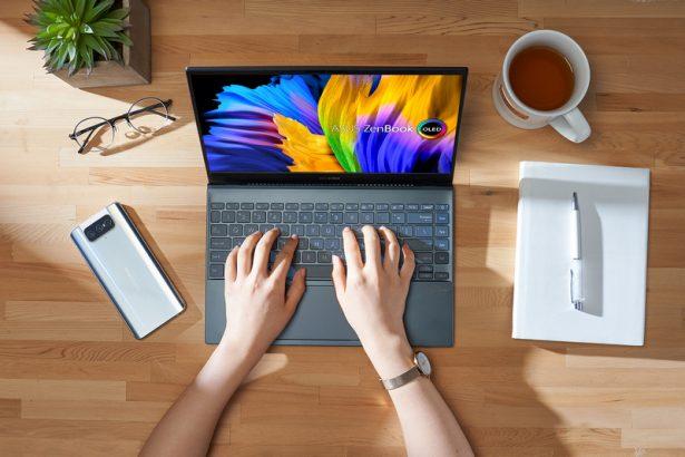 ZenBook 13 OLED_UX325