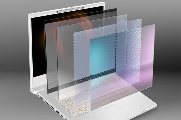 Экран с микролинзами Acer ConceptD 7 SpatialLabs Edition