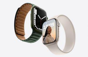 Множество задач для умных часов Apple Watch 7