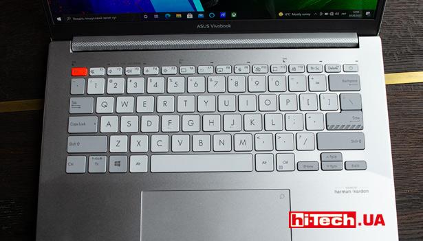 Клавиатура ASUS Vivobook Pro 14X OLED