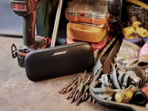 Портативная колонка Bose Soundlink Flex с IP67-корпусом стоит $149