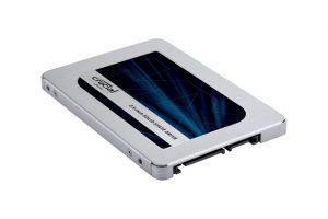 SSD-накопитель Crucial MX500 выпустили в версии 4 ТБ