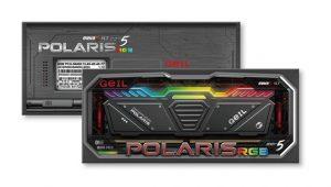 Оперативная память GeIL Polaris RGB DDR5 готова к анонсу процессоров Intel Alder Lake