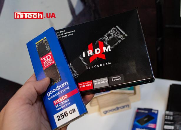 SSD-накопители GOODRAM
