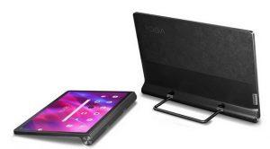 Планшет Lenovo YOGA Tab 13 с подставкой и Snapdragon 870 начал продаваться в Украине за 22 999 грн