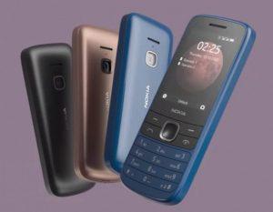Кнопочный телефон Nokia 225 4G Payment Edition за $50 предназначен для мобильных платежей