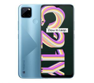 Realme C21Y: бюджетный смартфон за 3799 грн с тройной камерой, NFC и батареей на 5000 мАч