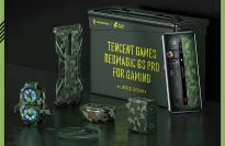 Red Magic 6S Pro Battlefield Camouflage Edition