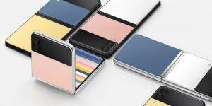Samsung посвятила отдельное мероприятие возможности выбирать цвета смартфона Galaxy Z Flip 3 и часов Galaxy Watch4