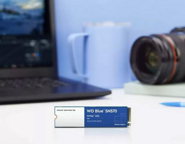 WD Blue SN570