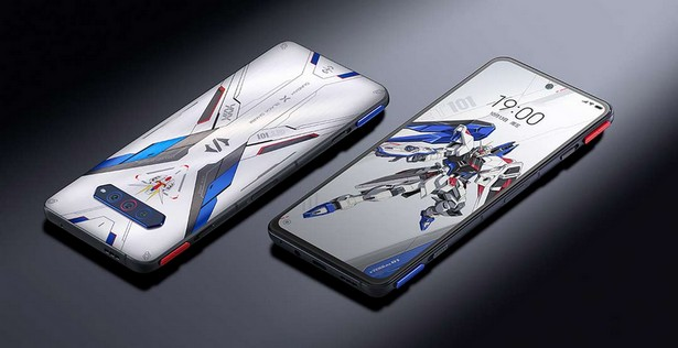 Xiaomi Black Shark 4S Gundam Edition