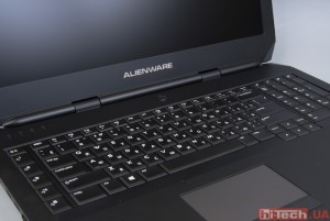 Alienware 17 review test  18