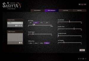 Tesoro Sagitta soft 2